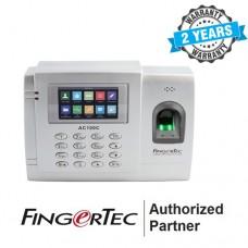 Fingerprint AC100C Time Attendance System
