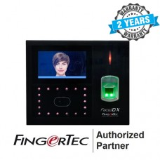 FingerTec Face ID X Face Recognition & Time Attendance System
